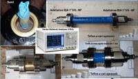 Sistema di caratterizzazione dielettrica dei sedimenti alle radiofrequenze.
